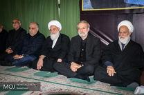 مراسم هفتمین روز درگذشت کشته شدگان زلزله کرمانشاه