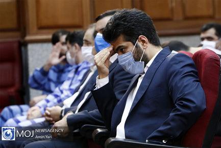 پنجمین جلسه دادگاه برخی از مدیران سابق بانک مرکزی