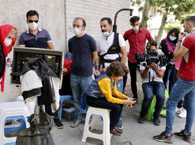توقف فیلمبرداری فیلم سینمایی باباسیبیلو به خاطر ابتلای یک بازیگر به کرونا
