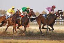 آغاز مسابقات اسب دوانی کورس پائیزه کشور در آققلا