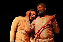 تئاتر خواجه عطا در میناب به روی صحنه می رود