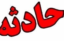 یک کشته و2 مصدوم در تصادف کامیون و اتوبوس در اتوبان اصفهان - کاشان