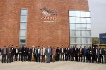مدیران، مسوولان و استعداد های برتر استان قم از پارک فناوری پردیس بازدید کردند