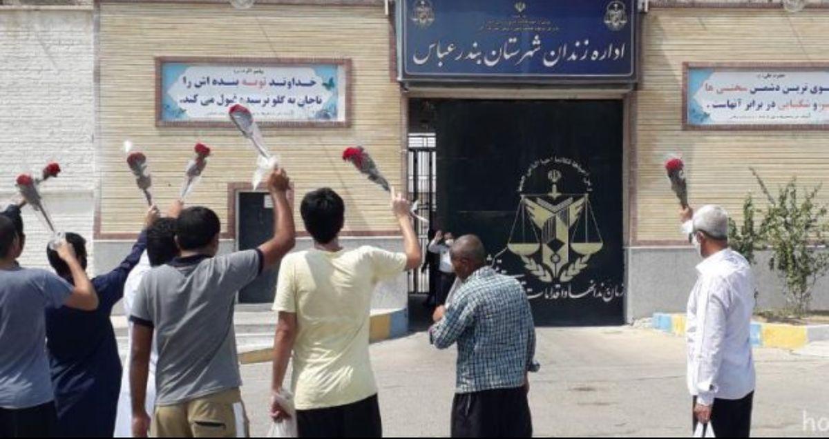 ۶ زندانی جرائم غیرعمد هرمزگان آزاد شدند