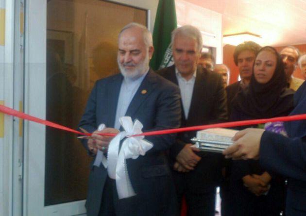 افتتاح واحد تولیدی و محصولات بهداشتی در ارومیه