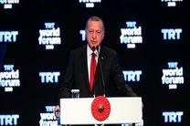 ترکیه به سرزمین هیچ کشوری طمع ندارد