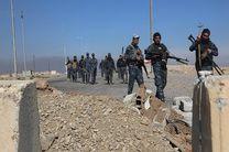 آزادسازی محله دیگری در غرب موصل