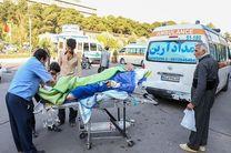 3 مصدوم حادثه زلزله غرب کشور به اصفهان منتقل شدند