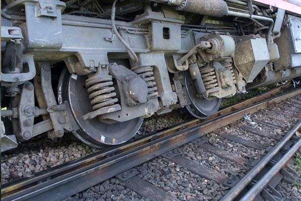 خروج قطار خرمشهر-تهران از ریل تلفات جانی در برنداشت