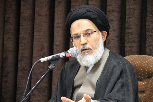 سخنرانی آیت الله میرباقری در جشنواره فیلم عمار