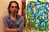 نقاشیهای هنرمند برگزیده جشنواره براتیسلاوا در گالری هما