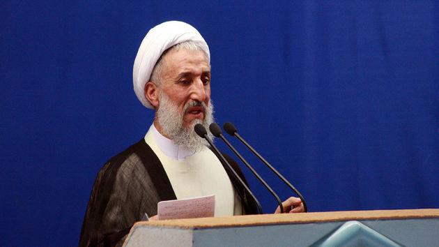 برگزاری نماز جمعه به امامت حجت الاسلام و المسلمین صدیقی