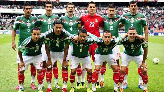 لیست نهایی تیم ملی مکزیک برای جام جهانی ۲۰۱۸ اعلام شد