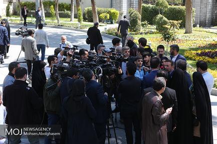 اولین جلسه هیات دولت در سال ۹۸