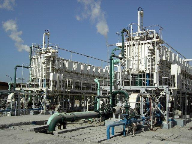 تامین پروژه تولید همزمان برق و آب قشم