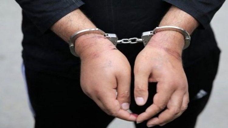 دستگیری عامل انتشار ویدئوهای جعلی بیماری کرونا در خمینی شهر