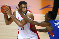 درخشش حدادی در لیگ بسکتبال لبنان