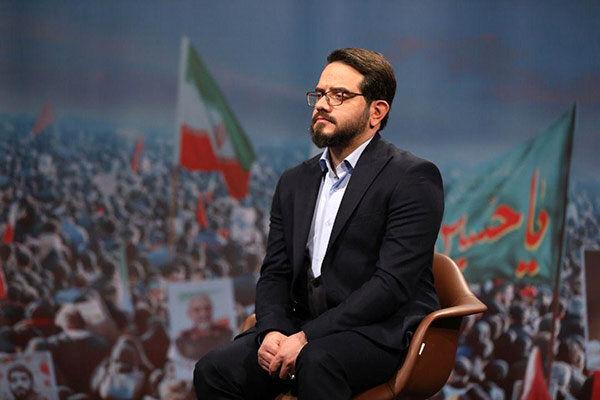 پخش برنامه ای با موضوع انقلاب از شبکه سه سیما