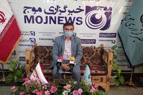 بازدید معاونت فرهنگی ، اجتماعی مجموعه ناژوان از دفتر خبرگزاری موج اصفهان