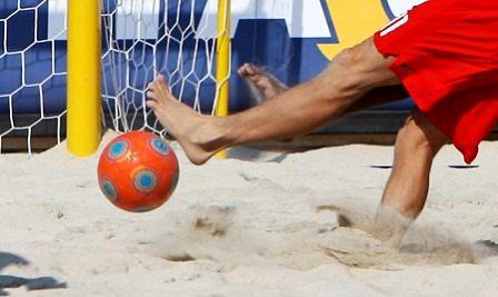 اعلام برنامه مسابقات بینالمللی فوتبال ساحلی