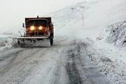 طرح زمستانی راهداری در محورهای مواصلاتی استان همدان کلید خورده است
