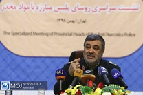تمام توانمان این است که خود را به پلیس تراز انقلاب اسلامی برسانیم