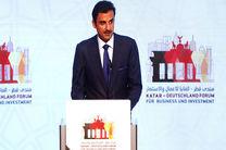 قطر 480 میلیون دلار کمک مالی به فلسطینی ها اعطا می کند