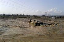 طغیان رودخانه جغین راه ارتباطی 6 هزار نفر را مسدود کرد