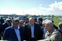 بازدید استاندار کرمانشاه از 9 پروژه مهم عمرانی و شهری