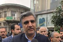 حضور مردم در راهپیمایی 22 بهمن امسال، پررنگ تر از سال های گذشته است
