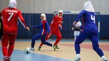 دعوت 2 فوتبالیست اصفهانی به تیم ملی فوتسال دختران