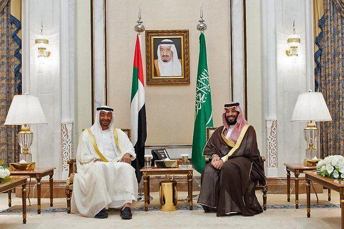 ولیعهد عربستان سعودی از امارات دیدار می کند