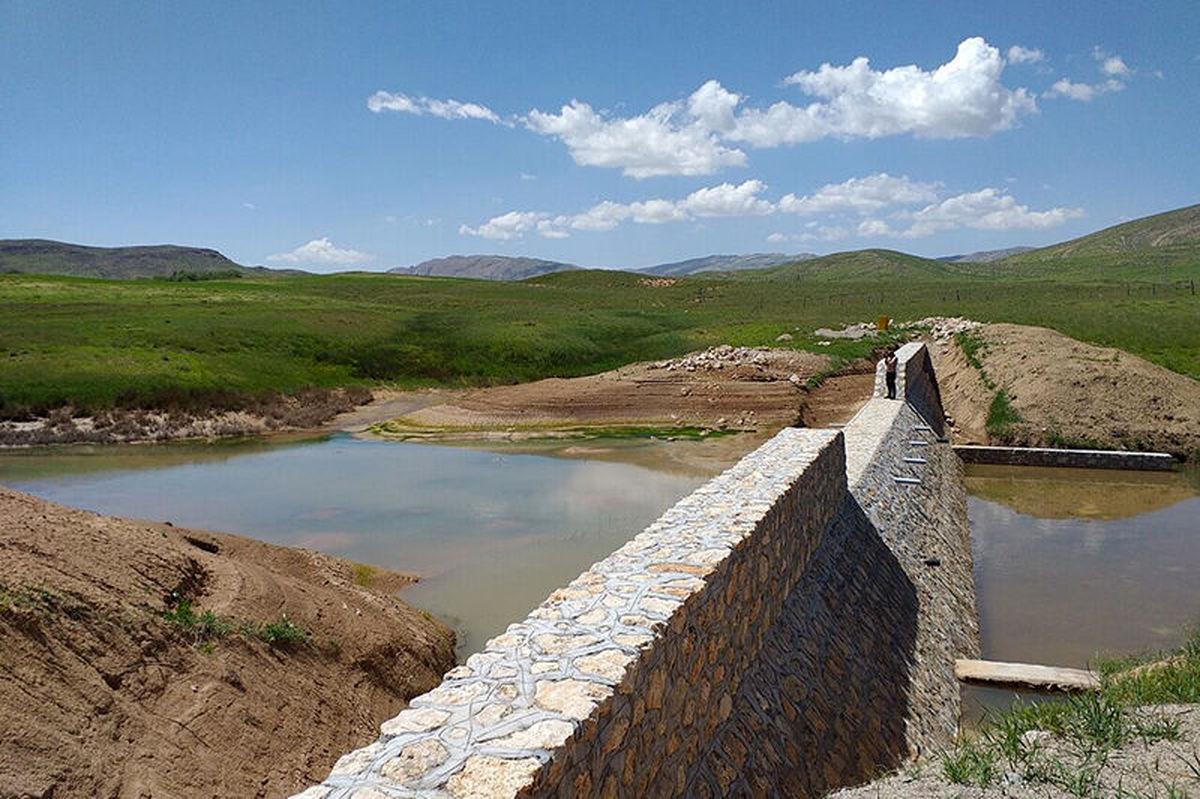 اجرای 27 طرح آبخیزداری در استان اردبیل