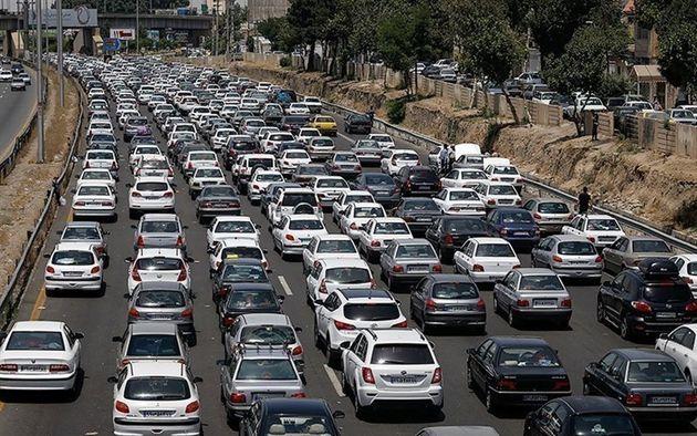 آخرین وضعیت ترافیکی راههای کشور در 2 شهریور اعلام شد
