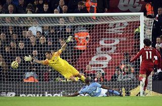 نتیجه بازی لیورپول و منچسترسیتی/ لیورپول در صدر جدول رده بندی لیگ جزیره جای گرفت