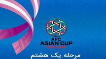 ساعت بازی ایران در یک هشتم نهایی جام ملت های آسیا مشخص شد