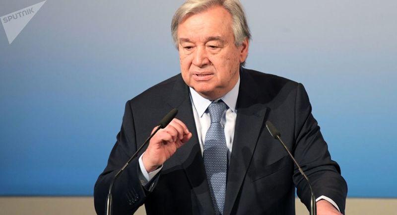 شکننده بودن، توصیف دبیرکل سازمان ملل از اوضاع افغانستان