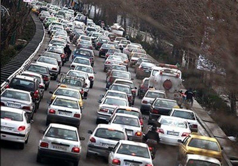 وضعیت ترافیکی و جوی جادهها در 30 خرداد ماه