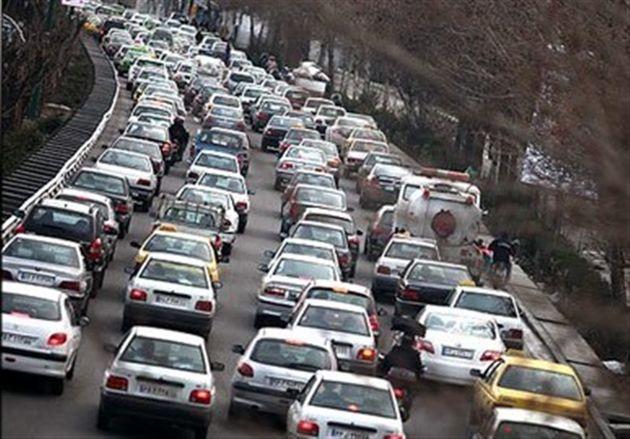 آخرین وضعیت ترافیکی و جوی جادهها در 19 تیر
