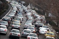 آخرین وضعیت ترافیکی و جوی جاده ها در 25 اردیبهشت