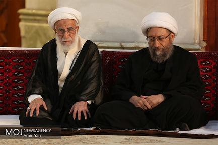 سخنرانی رهبرمعظم انقلاب آیت الله خامنه ای در مراسم سالگرد ارتحال امام (ره)