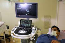راه اندازی تنها دستگاه اکوکاردیوگرافی سه بعدی غرب کشور در بیمارستان فرشچیان همدان