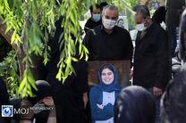 نامگذاری دو خیابان به نام مهشاد کریمی و ریحانه یاسینی در تهران