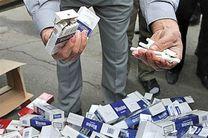 محموله 8 میلیاردی سیگار قاچاق در کرمانشاه کشف شد