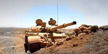 ارتش سوریه  ۵۸ درصد از مساحت استان درعا را تحت کنترل درآورد