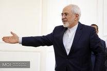 رئیس مجلس عالی جمهوری خودمختار نخجوان با ظریف دیدار کرد
