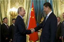 حجم مبادلات تجاری روسیه و چین به 38 میلیارد دلار افزایش یافت