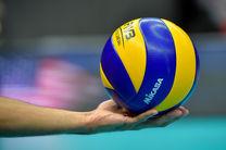 تمرینات تخصصی والیبال در سوادکوه برگزار می شود