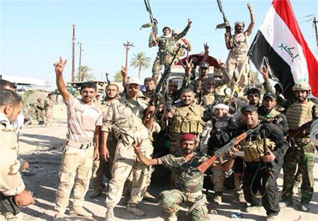 پیروزی تازه حشدالشعبی در موصل