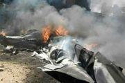 ارتش یمن پهپاد جاسوسی آمریکا را سرنگون کرد